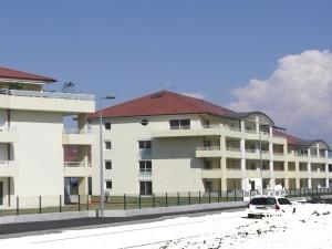 Villa jumelées à Publier